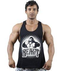 regata beast mode brasil crazy gorilla preta