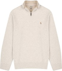 sweater american heather polo ralph lauren media cremallera ppc