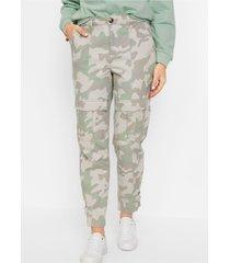 cargo broek camouflage