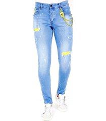 exclusieve jeans met gaten