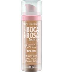 base líquida matte hd 30ml 1 maria - boca rosa beauty by payot único