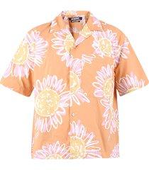 jacquemus printed shirt