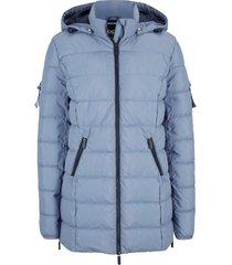 giacca trapuntata leggera regolabile (blu) - bpc bonprix collection