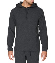 men's 7 diamonds restoration hoodie, size small - black