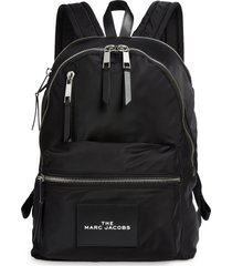 marc jacobs the pouch backpack - black