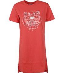 tiger t-shirt dress