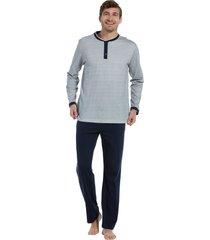 heren pyjama pastunette 23202-615-4-3xl/58