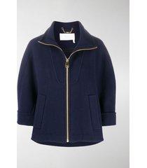 chloé mariner wool jacket