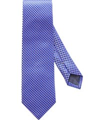 men's eton microdot silk tie