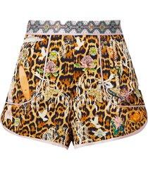camilla shorts & bermuda shorts