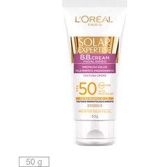 bb cream solar fps 50 l'oreal paris