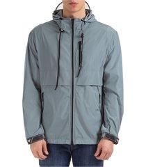men's outerwear jacket blouson hood