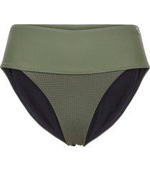 iconic high waist bikini bottoms swimwear bikinis bikini bottoms high waist bikinis grön casall