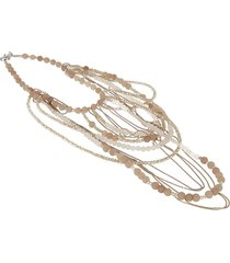fabiana filippi flavia beaded necklace