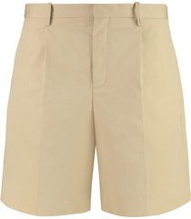 a.p.c. short chino trousers