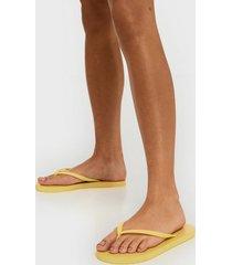 pieces psnala solid flip flop sww flip-flops