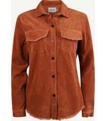 ambika blouse brique nora