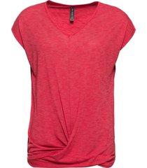 maglia con nodo (rosso) - rainbow
