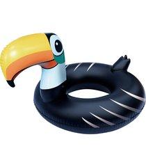 boia inflável gigante anel tucano belfix