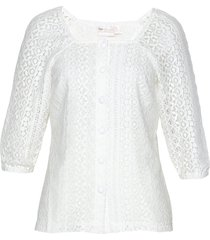 camicetta in pizzo (bianco) - bpc selection premium