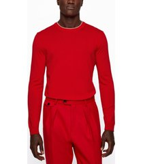 boss men's fabello slim-fit sweater
