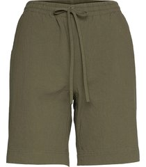 sc-cissie shorts flowy shorts/casual shorts grön soyaconcept