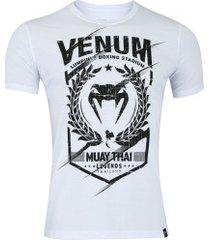 camiseta venum legends - masculina - branco