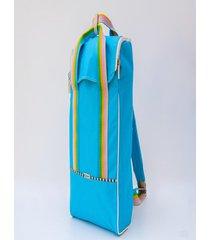 mochila celeste matriona matera