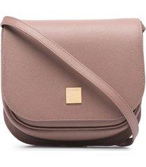calicanto peggy mini satchel bag - brown
