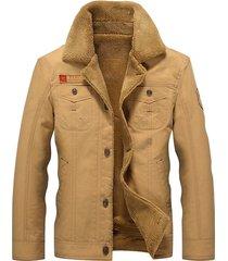 winter jacket warm male mens