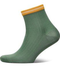 sporty reina sock lingerie socks footies/ankle socks grön becksöndergaard