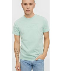 levis housemark graphic tee ssnl hm t-shirts & linnen mint