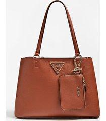 torba na ramię z charmsem w formie portmonetki model aretha