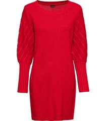 abito in maglia (rosso) - bodyflirt
