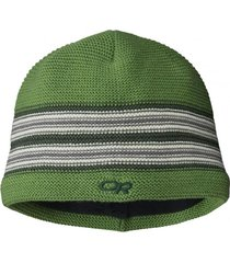 gorro spitsbergen verde outdoor research