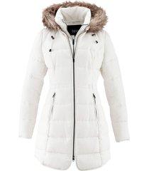 giacca trapuntata con cappuccio (bianco) - bpc bonprix collection
