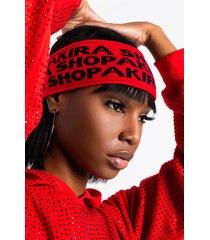 akira shop akira winter headband
