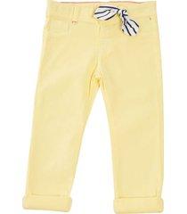 pantalon danna amarillo