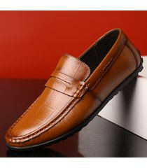 sottoveste morbide a quadri scozzesi da uomo. slip on driving casual loafers