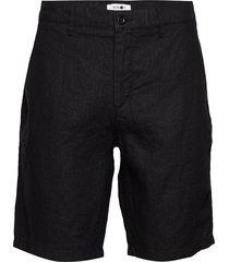 crown shorts 1196 shorts chinos shorts svart nn07