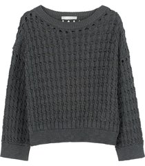 fabiana filippi openwork-knit pullover