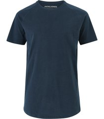 t-shirt jjecurved tee ss o-neck