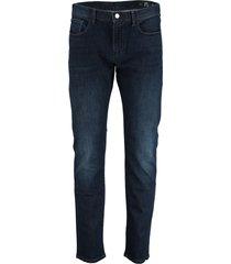 armani exchange modern fit jeans 8nzj13.z885z/1500 denim