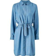 skjortklänning lilla ls shirt dress