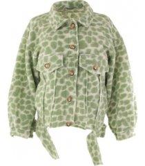 ambika giraffe jacket