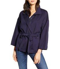 women's ag kahlen belted jacket