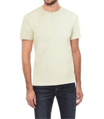 men's big and tall basic notch neck short sleeve t-shirt