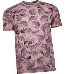 camiseta floral kelvy's camisas masculina - masculino