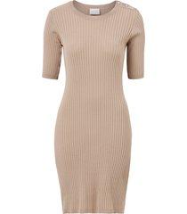 klänning vibosta 2/4 sleeve knit dress