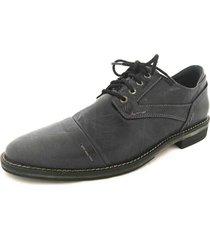 zapato negro zurich marco